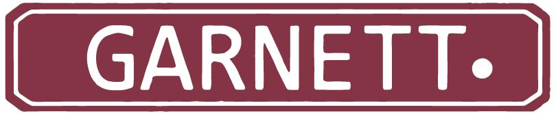 Garnett Burger Logo